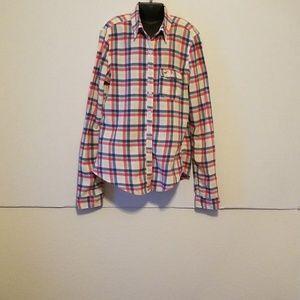 Women's Hollister Button-Down Shirt